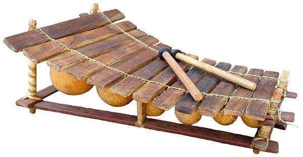 Alat Musik Tradisional - Ladolado
