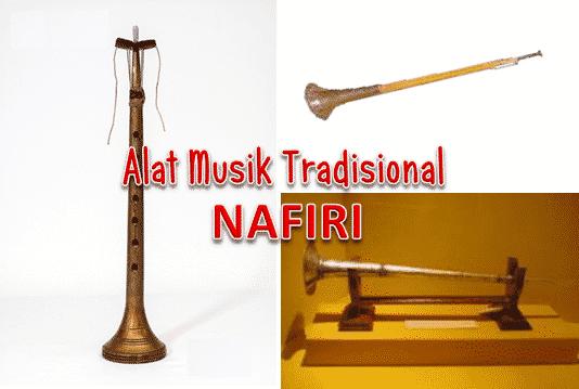 Alat Musik Tradisional - Nafiri