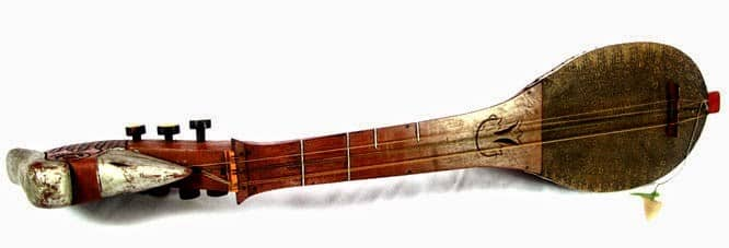 Alat Musik Tradisional - Panting
