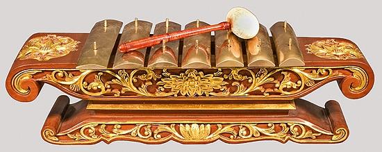Alat Musik Tradisional - Saron Dan Saron Penerus