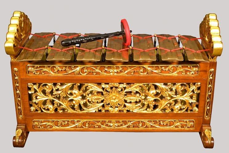 Alat Musik Tradisional - Slenthem