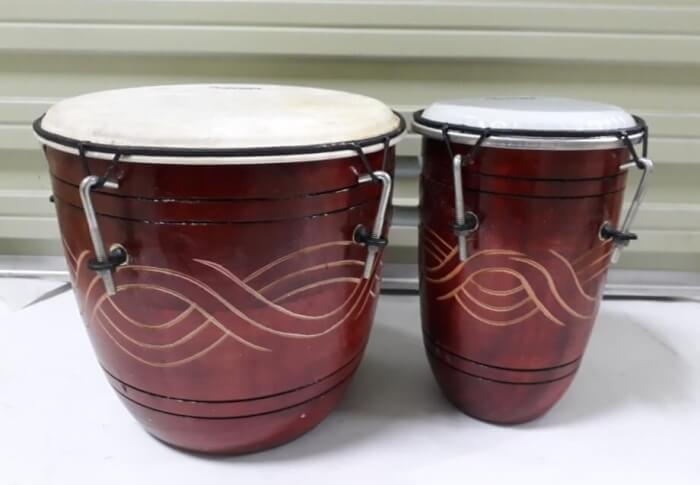 Alat Musik Tradisional - Tebangan