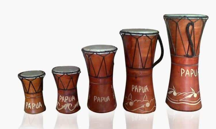 Alat Musik Tradisional - Tifa