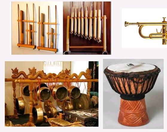 Macam-Macam Alat Musik Tradisional