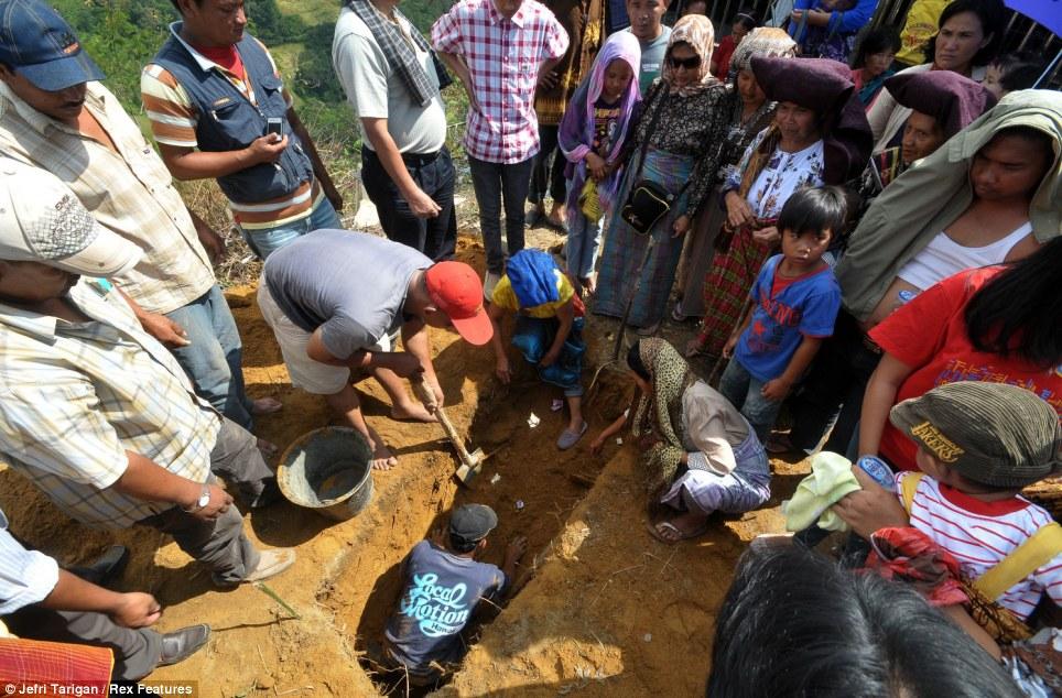 Mangongkal Holi - Sumatera Utara