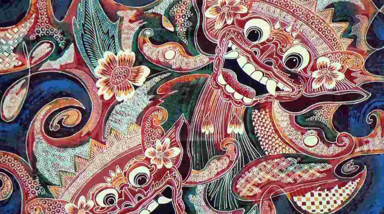 Motif Ragam Hias Batik
