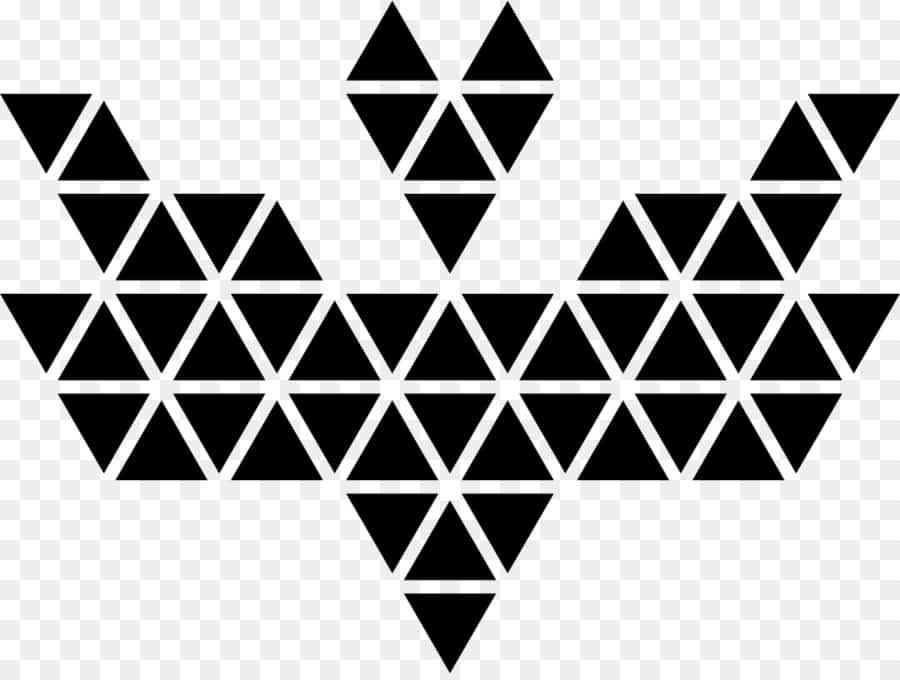 Ragam Motif Geometris Segi Enam