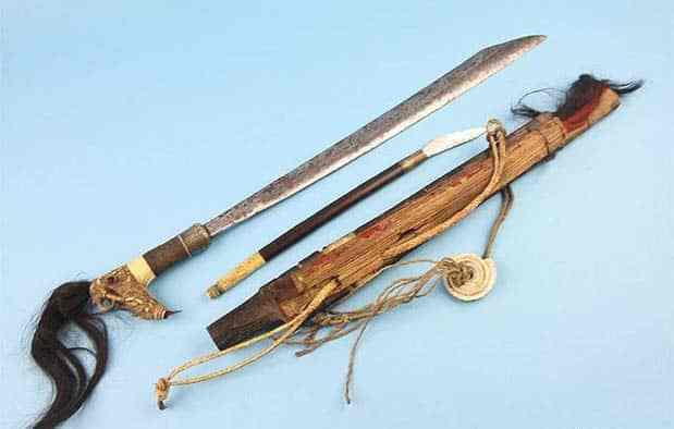 Senjata Tradisional Papua