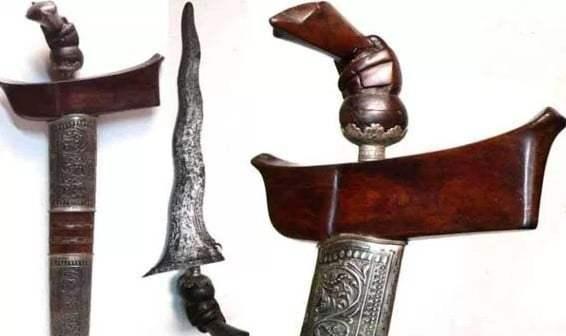 Senjata Tradisional Riau