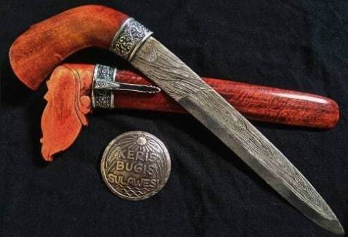 Senjata Tradisional Sulawesi Selatan