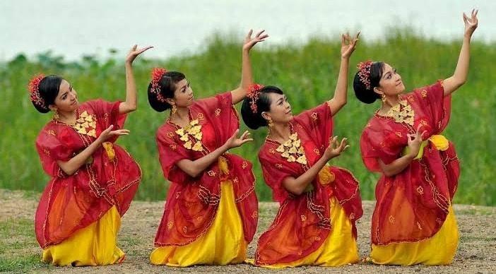 Tari Tradisional Campak Bangka Belitung