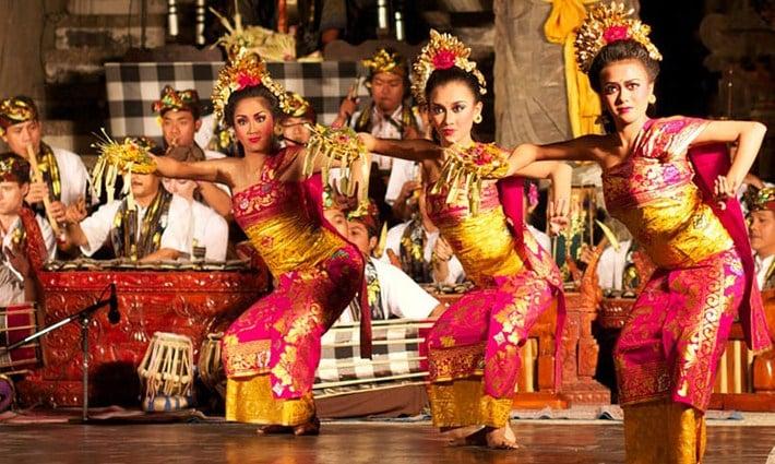 Tari Tradisional Trunajaya