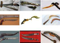 25 Senjata Tradisional dari Semua Wilayah di Indonesia (Terlengkap) 6