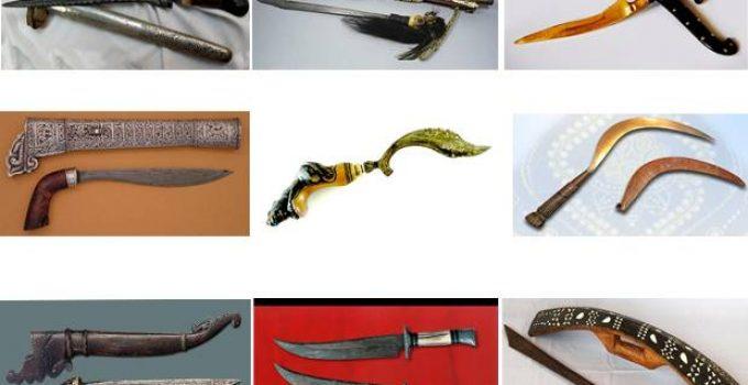 25 Senjata Tradisional dari Semua Wilayah di Indonesia (Terlengkap) 1