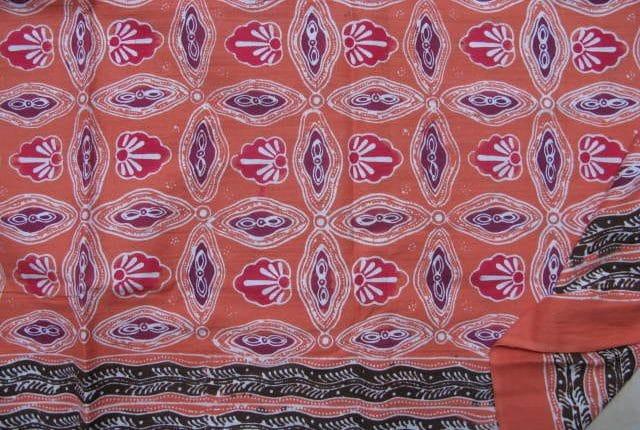 Ciri Khas Motif Batik Banten