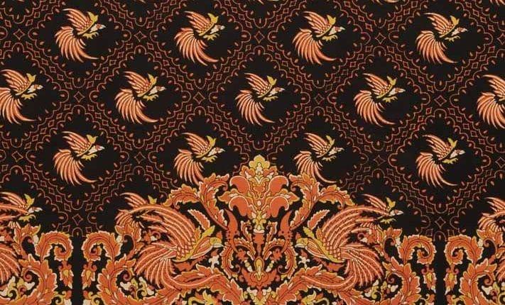 Ciri Khas Motif Batik Dari Bandung
