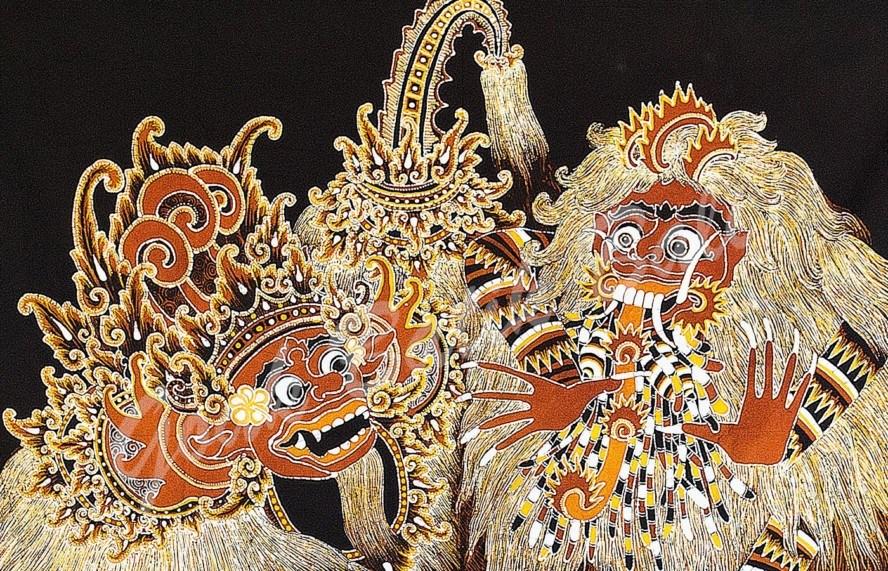 Ciri Khas Motif Batik Provinsi Bali