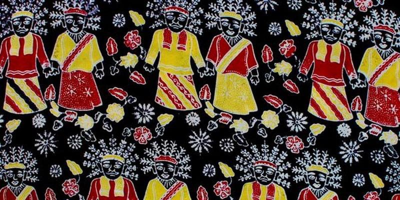 Ciri Khas Motif Batik Suku Betawi