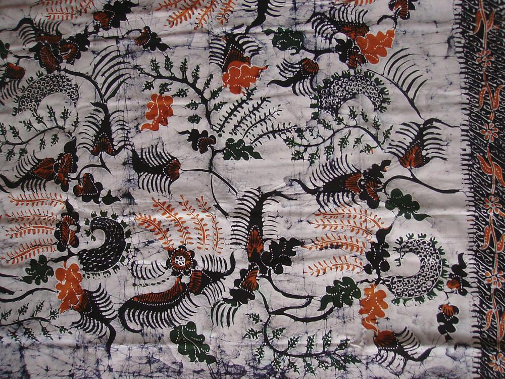 Ciri Khas Motik Batik Dari Tuban