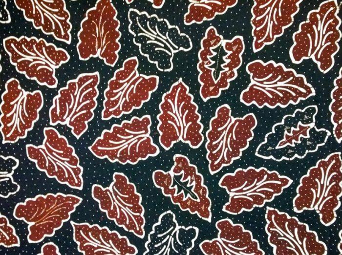 Ciri khas Motif Batik Dari Bangka Belitung