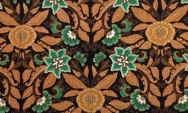 Ciri khas Motif Batik Dari Ciamis