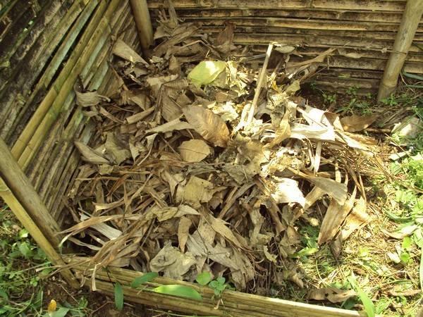1. Sampah yang Berasal dari Pertanian