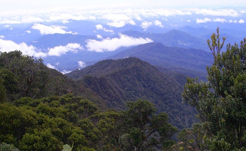 12. Gunung Bukit Raya