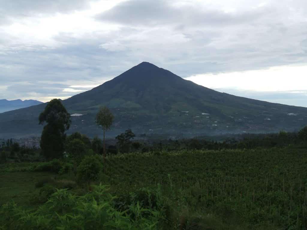 28. Gunung Cikuray
