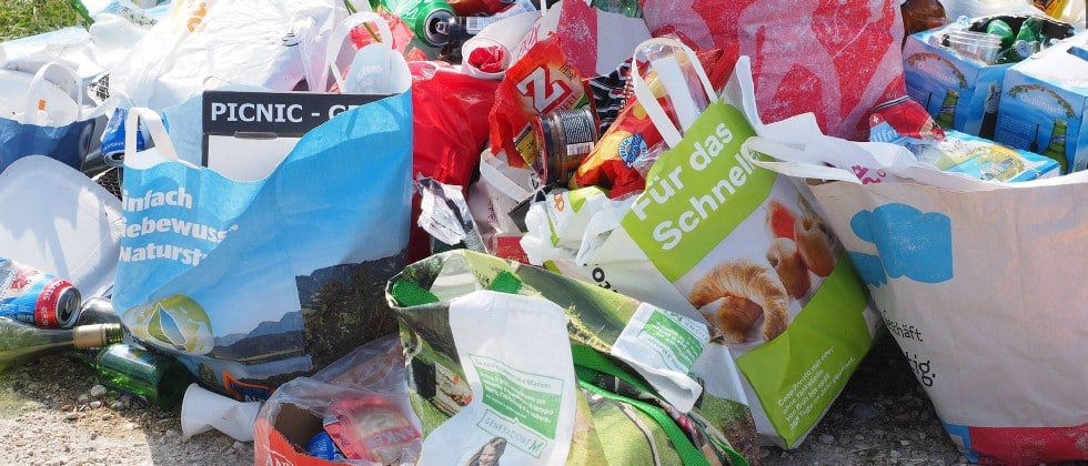 3. Sampah yang Berasal dari Rumah Tangga