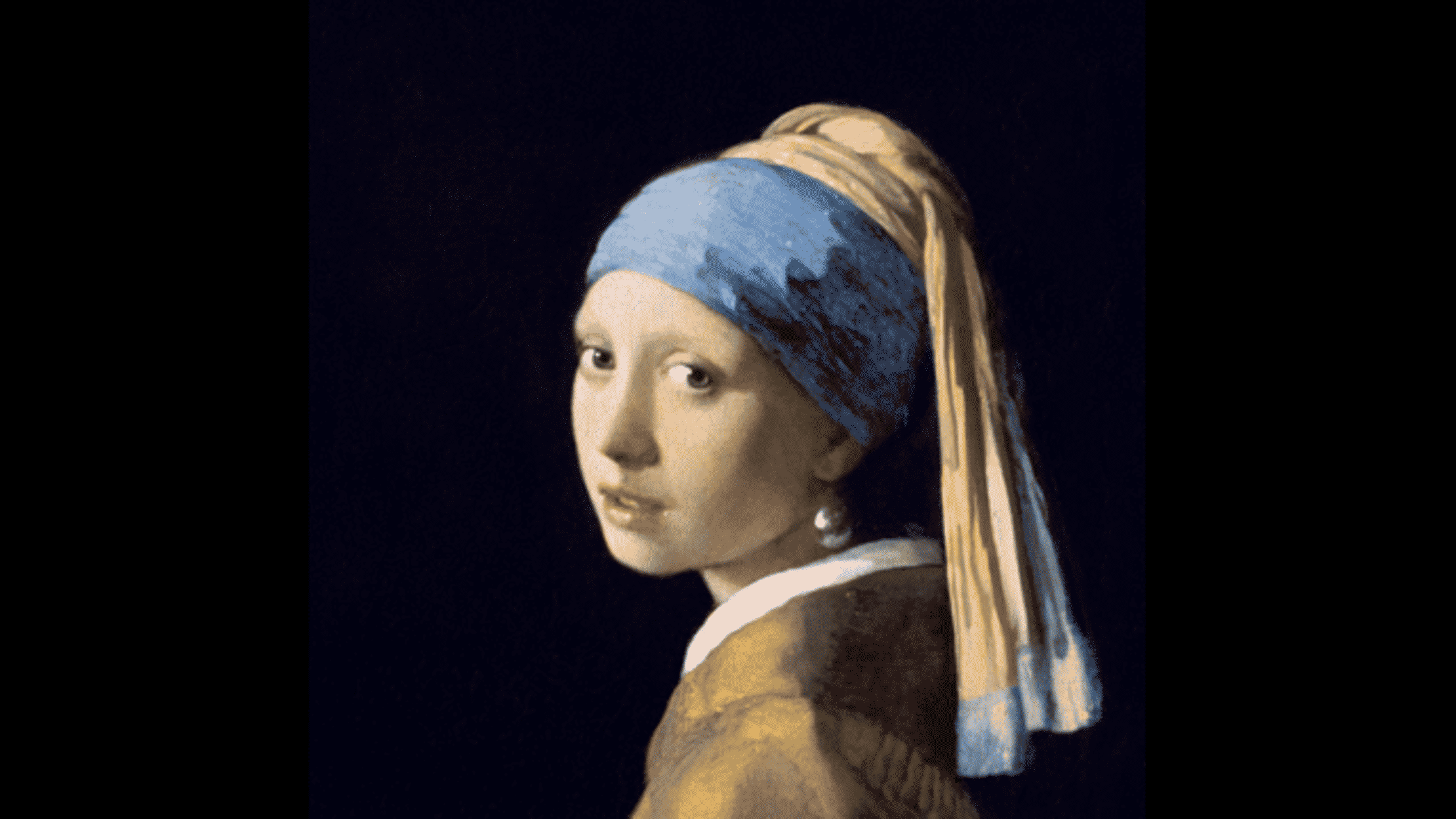 5. Girl with a Pearl Earring