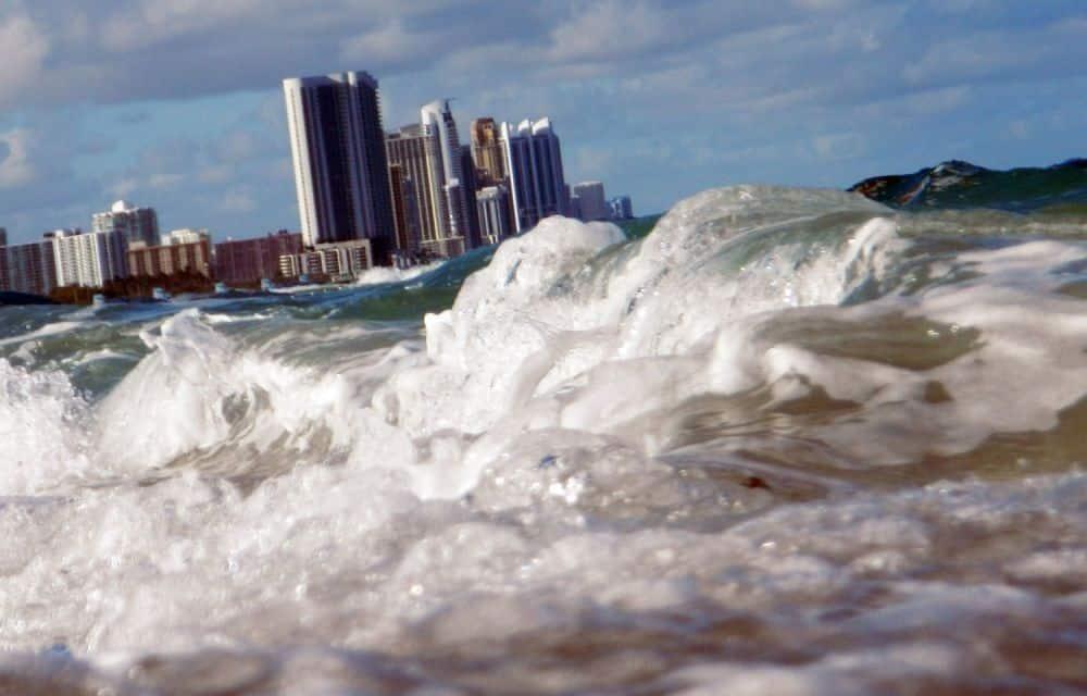 5. Meningkatnya Permukaan Air Laut