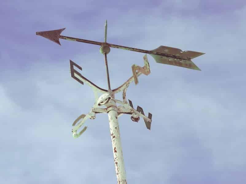 5. Trik untuk Menentukan Arah Mata Angin dengan Navigasi Bantuan Lingkungan Alam
