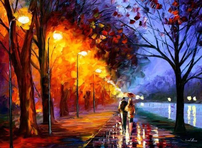 6. Aliran Seni Lukis Romantisme