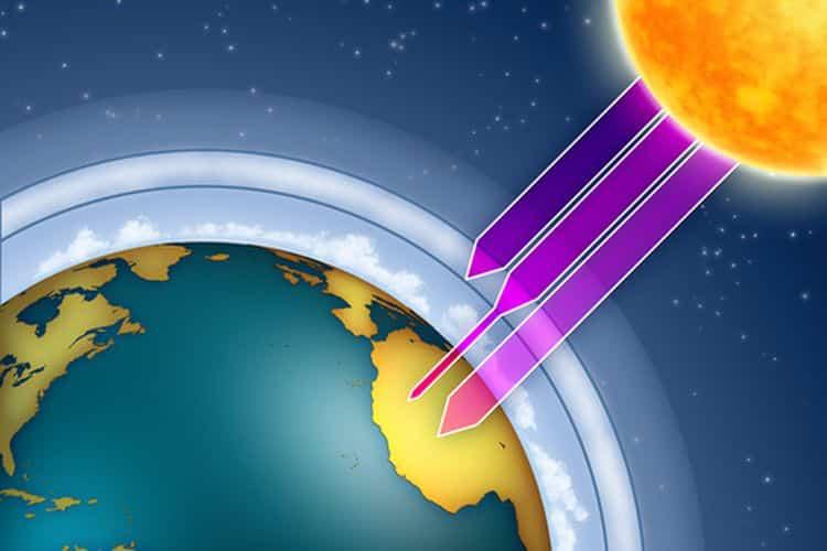 6. Berkurangnya Lapisan Ozon