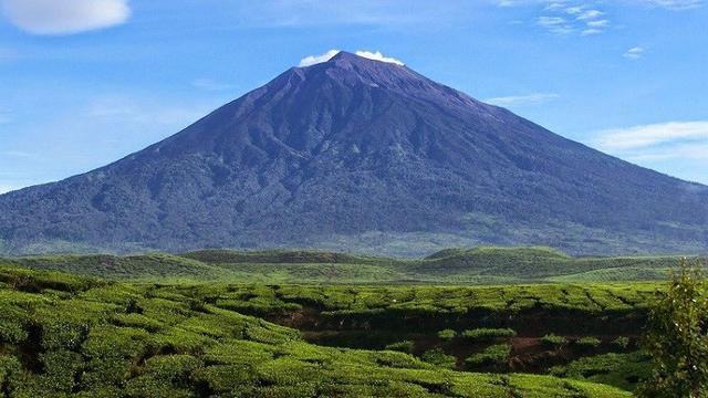45+ Gunung Tertinggi di Indonesia Yang Indah Dan Wajib Di Kunjungi 8