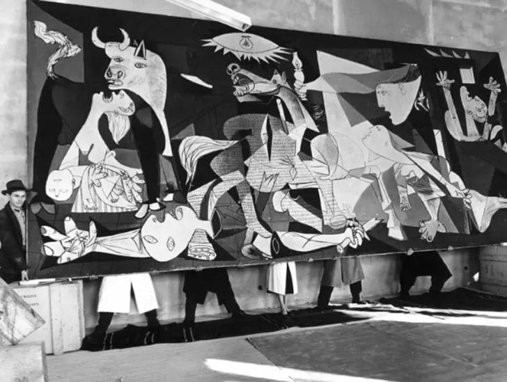 8. Guernica