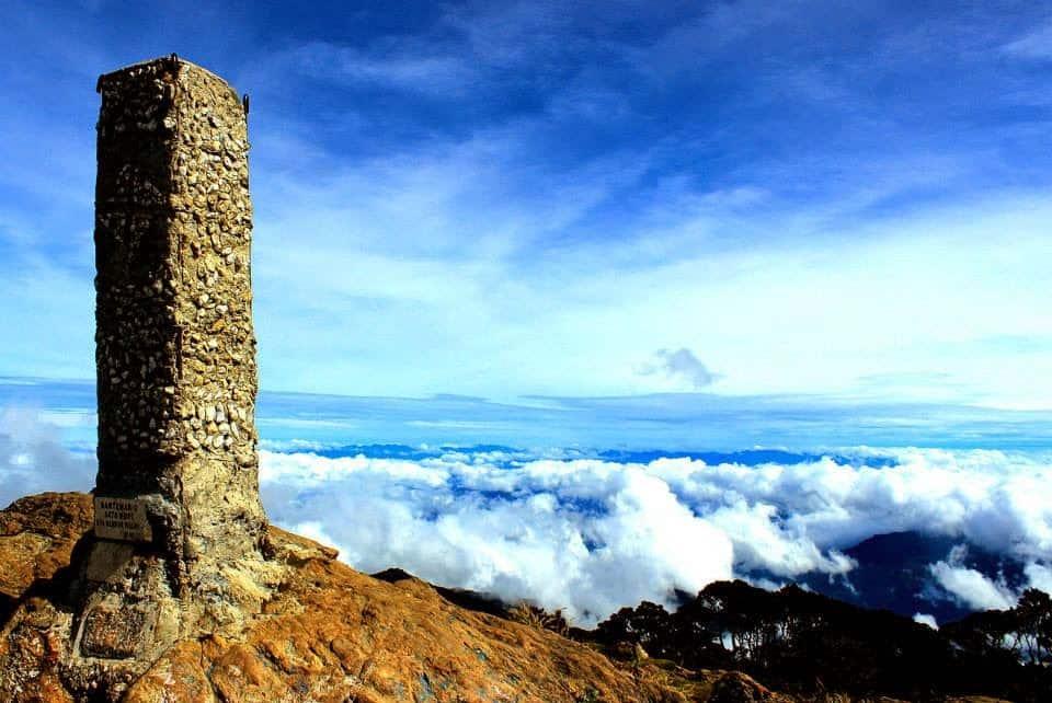 9. Gunung Latimojong
