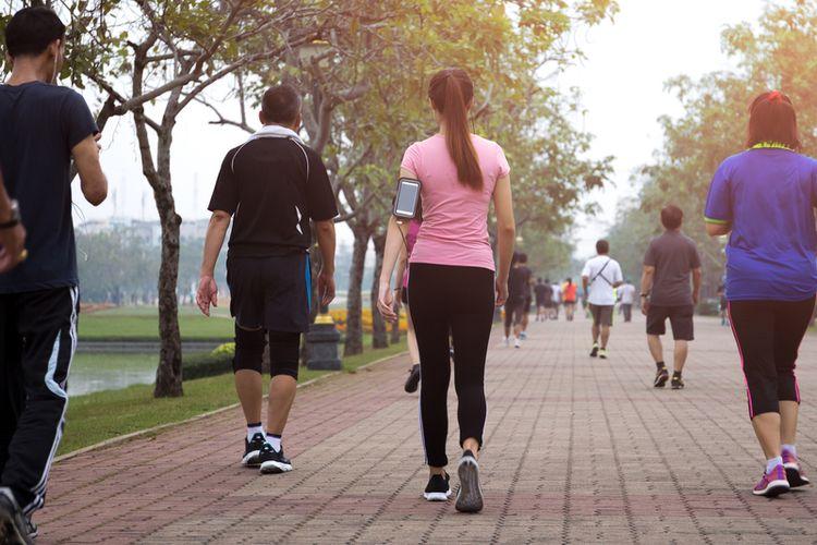 Berjalan kaki