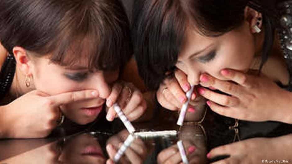 Dampak penyalahgunaan kokain