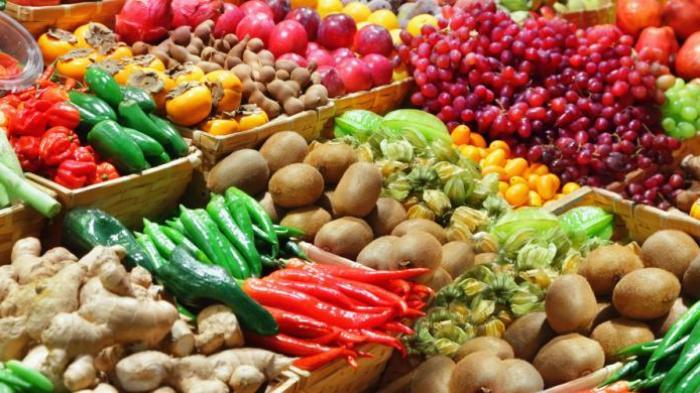 Keanekaragaman hayati berfungsi untuk sumber pangan.