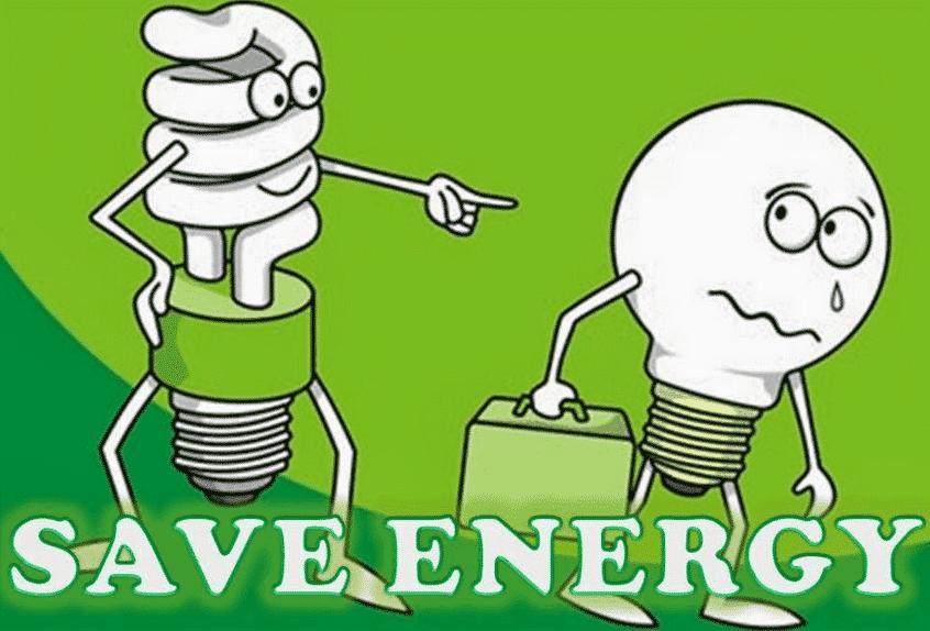 Membantu penghematan energi