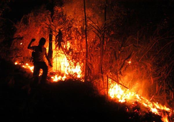 Pengendalian setelah pembakaran