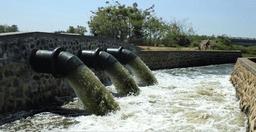 Peningkatan kandungan logam air