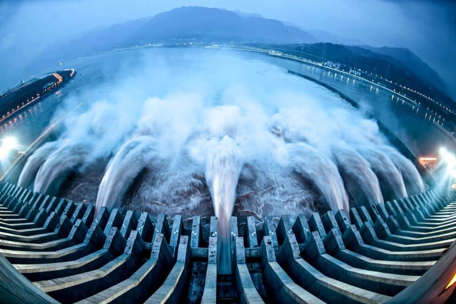 Sumber Energi Alternatif Hydropower