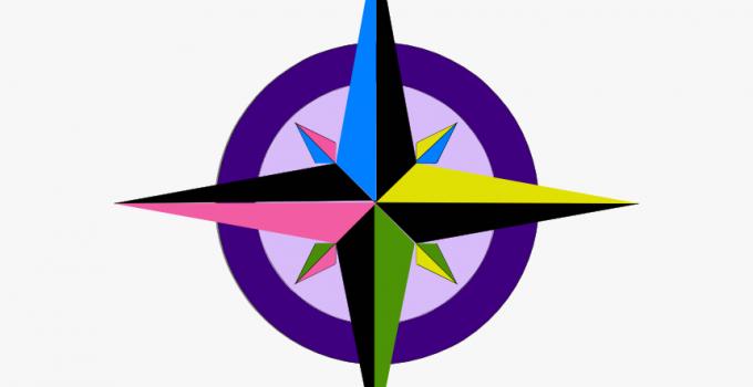 Arah Mata Angin : Pengertian, Komponen, Jenis, Cara Menentukan (Lengkap) 1