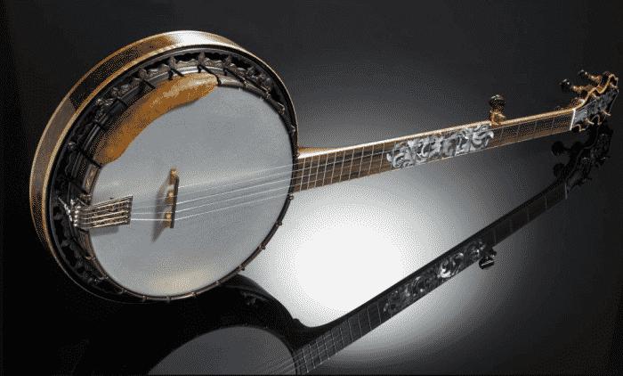 Alat Musik Petik Banjo