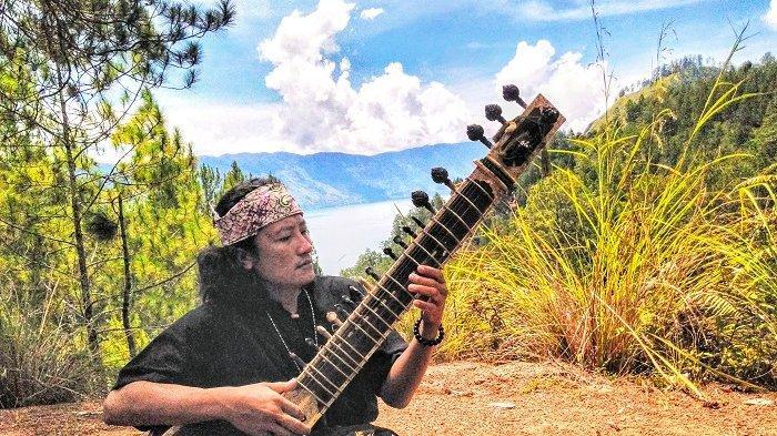 Alat Musik Petik Sitar