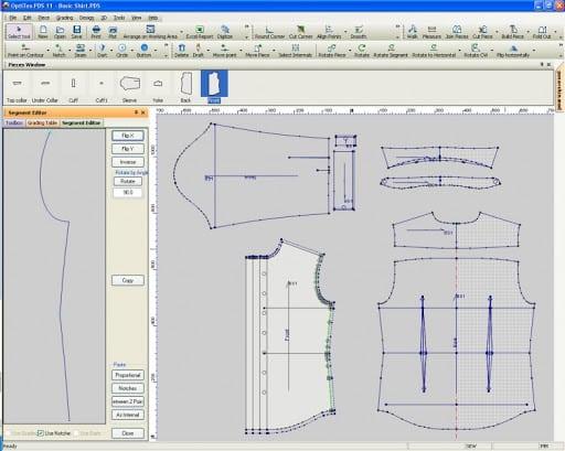 Clothing Pattern Design