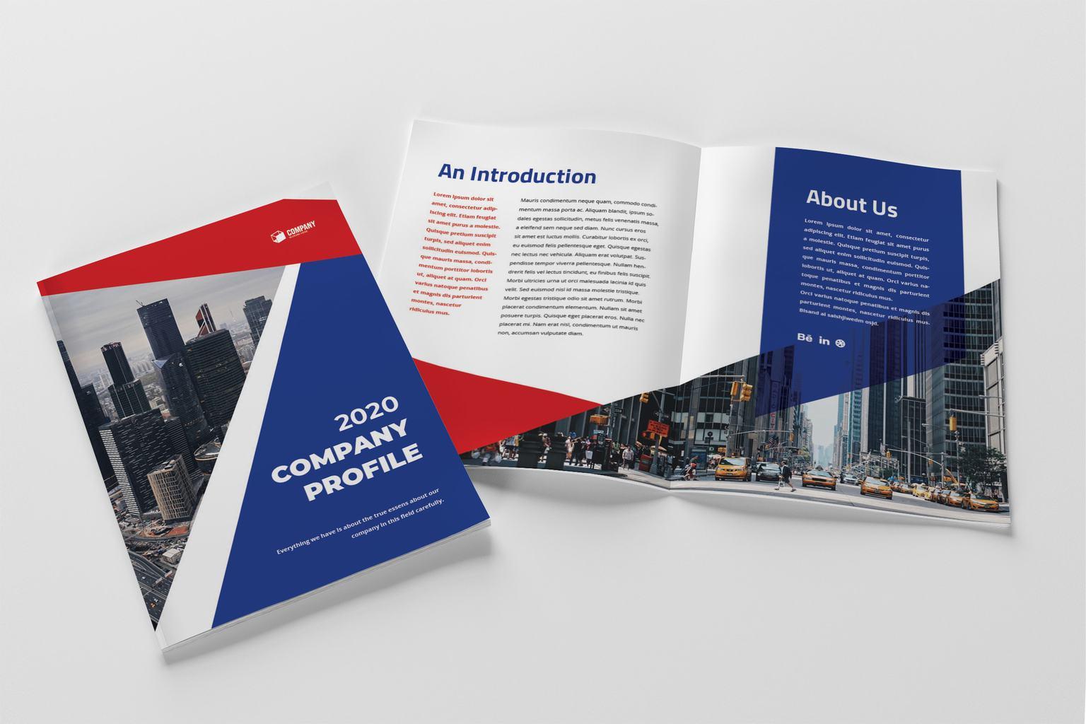 Contoh Latar Belakang Company Profile
