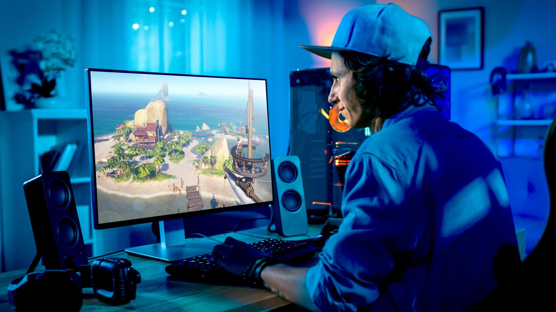 Contoh Latar Belakang Penelitian Game Online